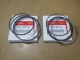 RING PISTON / RING SEHER HONDA NEW CRV TAHUN 2003-2006, OVERSIZE 050 / SET, ORIGINAL HONDA