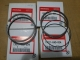 RING PISTON / RING SEHER HONDA ACCORD 2400 CC TAHUN 2003-2007, OVERSIZE STANDARD / SET, ORIGINAL