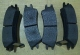 BRAKE PADS KIA VISTO QUE TAHUN 2000-2003 / SET
