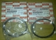 RING PISTON / RING SEHER ISUZU PANTHER 2500 CC / SET, ORIGINAL ISUZU
