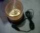 LAMPU BLITZ / LAMPU STROBE 12 V & 24 V, PAKAI MAGNET, KUNING, UKURAN 6 INCH